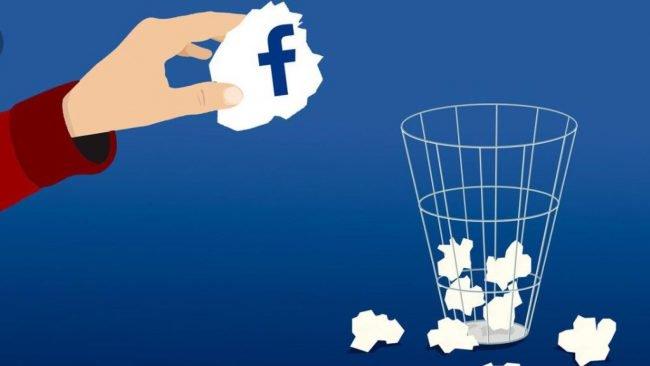Фото - #deletefacebook, который свалил гиганта: Facebook «похудел» на 50 миллиардов долларов