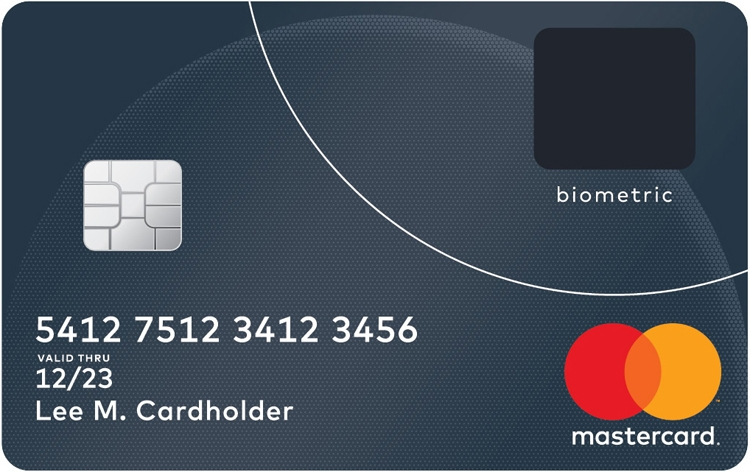 Фото - Mastercard представила биометрическую банковскую карту нового поколения»