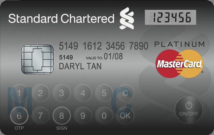 Фото - Gemalto разработала кредитную карту с динамической верификацией CVC-кода»