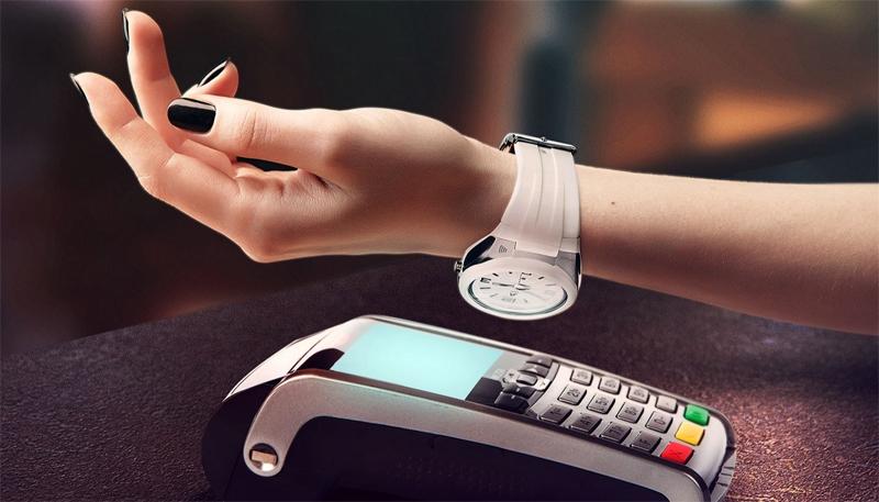 Фото - AlfaPay: наручные часы с технологией бесконтактной оплаты MasterCard PayPass»