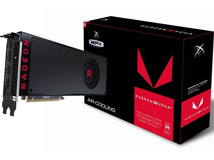 Фото - AMD Radeon RX Vega 64 оказалась эффективнее Polaris в добыче Ethereum»